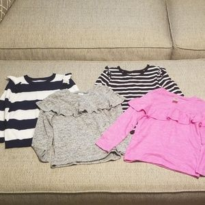 Girls 2T sweater bundle
